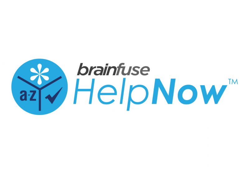 Brainfuse Homework Help Title Banner