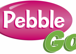 PebbleGo Title Graphic